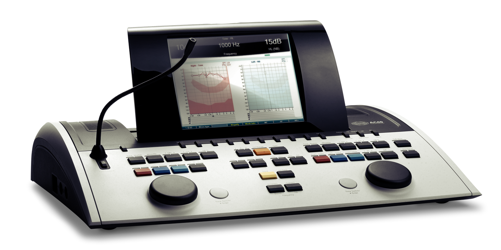 AC40 Clinical audiometer
