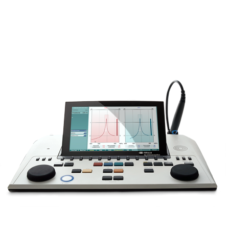 AA222 Middle Ear Analyzer & Audiometer