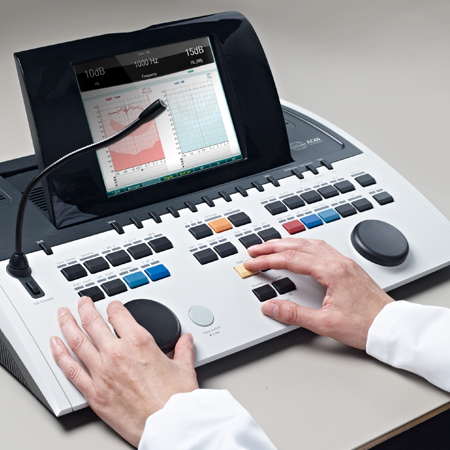 Clinical Audiometer