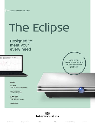 Brochure for Eclipse (US)