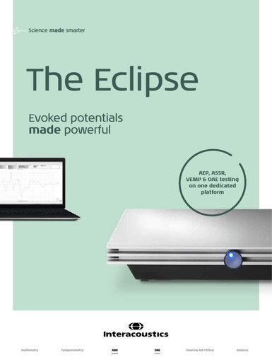 Brochure for Eclipse